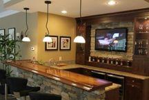 Home bar options