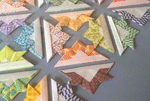 quadri origami