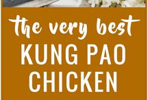 Asian poultry dishes