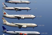 aviones civiles