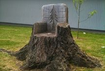 Old Tree Stump Conversions