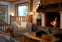 Marmotte Lodge, Courchevel 1650 / We love the warm, homely atmosphere and being right on the piste (but far enough away to maintain privacy). It makes a fantastic base from which to ski the enormous 3 Valleys ski area.