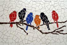 mosaic muurkuns