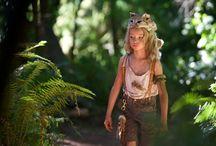niña bosque VFX