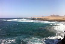 Viaggio a Fuerteventura / Ecco le foto del mio viaggio a Fuerteventura, isola subtropicale che fa parte delle Canarie (Spagna).