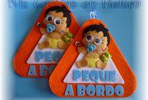 BEBE A BORDO / by Gabriela Cecilia