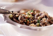 Rice & Grains recipes / by Faye Day