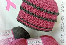 Crochet : Hats & headbands
