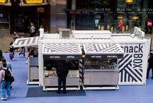 food cart & vendor
