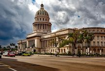 Cuba Travel Inspiration / Cuba is one of the most complex, controversial and downright fascinating countries in the world, come discover it with Veloso Tours