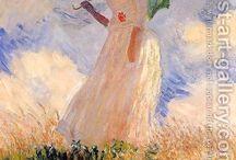 Monet Ideas for children