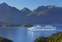 Cruise New Zealand / A collection of beautiful photographs to showcase the stunning appeal of cruising around New Zealand! Please join us in documenting how amazing a cruise experience around New Zealand is in every way! To join, comment on one of the pins and tag me @HBExpress. Invite your friends by clicking edit & typing in their Pinterest user name
