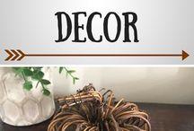 Home Inspiration - Decor