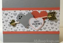 Stampin' Up! My Paper Pumpkin January 2017 Adoring Arrows / Sign up for My Paper Pumpkin for only $19.95 a month here http://bit.ly/2bv8byh Visit my website http://MyBeautyScraps.com to learn all about the perks of signing up with me and for alternate ideas and inspiration!