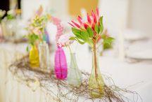 Wedding flowers | Aleksandra / Bridal bouquets, wedding floral centerpieces, buttonholes, bracelets, wedding decor by Atelier Floristic Aleksandra concept Alexandra Crisan