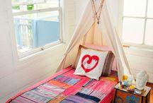 Kids Room / Gorgeous childrens' bedrooms and spaces. kids bedroom | kid space