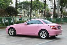 pink / by Deborah Dare