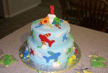 Decorative cakes / by Dana Minchew