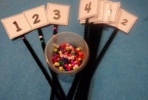 Pre K Math Activities / by Shannon Gordley-Robbins