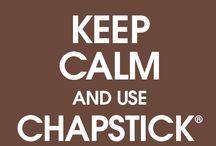 ChapStick Junkie
