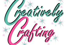 Creatively Crafting / A peek into my blog, Creatively Crafting. Craft tutorials, creative tips, crafty products, recipes, reviews and more!