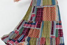 Baju patchwork