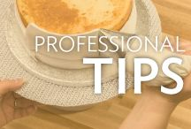 Pro Cake Decorating Tips / Our Pro Tips make it easy for you to decorate everything from cakes and cupcakes to cookies and doughnuts. Go back to basics or learn advanced decorating techniques.