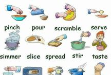 Kitchen Verb