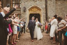 Best outdoor locations at Huntsham Court for formal wedding photos / We've got some lovely grounds and vistas at Huntsham Court so we thought it might be helpful to put a gallery together showing you some of our favourite spots for wedding photos.