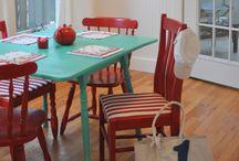 Kitchen Colors & Ideas