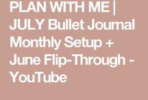Bullit journal