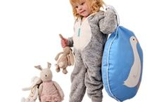 Fun and Education / A selection of products from our children's range including beanbags, educational toys, wall stickers and things to build the imagination of little people.