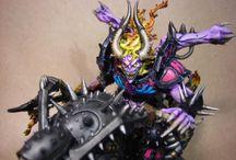 Warhammer 40k Anregungen