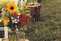 Great Ideas for Country Weddings / Wedding in the country let your imagination run wild...