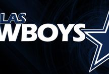 Dallas Cowboys / by Jonathan A. Strahan