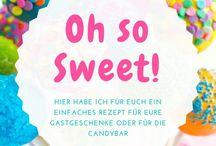 Candybar und Co.