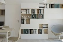 Reading space / Places where You would love to sit with  book