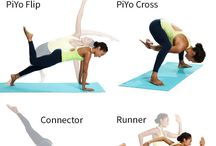 Piyo / Pilates and Yoga workout