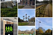 Green Brussels / Parks, Walks, Green Spots in Brussels