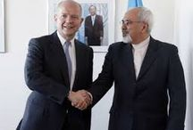 Agreement between Britain and Iran diplomats set ... as a prelude to fully build relationships between them