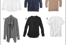 Capsule wardrobe ideas / by Nicole Monta