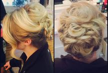 Updos! / we loves brides, brides maids or any special occasion that calls for a fancy undo!