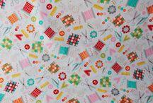 Telas - Fabrics / Telas, fabrics, fats quarters