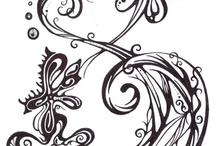 tattoos / by Vanessa Bortz