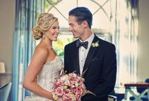 Weddings fitted by The Tux Shop / See How The Tux Shop Can Make Your Mr. Wonderful Look Like You Always Dreamed He Would On That Special Day.