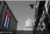Yemaya Art Gallery, contemporary Cuban art, Cuba / Promotion and sale of Cuban art
