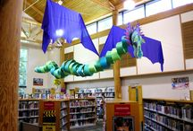 Library Displays / by Laura Kay