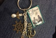 Customized SWAG Keychains, Magnets & More / Keychains, magnets & more created starring your book cover.  Keychains - $17 each; Magnets - $10.  Includes U.S. shipping and handling (additional charge for international shipping).  Discounts give for multiples - mix or match.