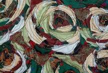 винтажные ткани