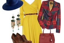 My Polyvore Obsession / by Michelle Wilkins
